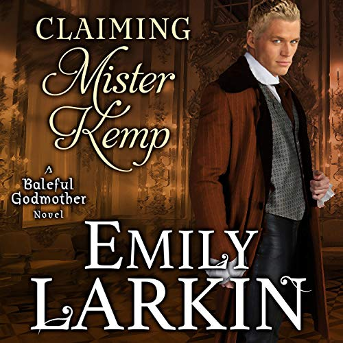 Claiming Mister Kemp Titelbild
