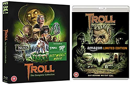 Blu-ray1 - Troll: The Complete Collection (1 BLU-RAY)