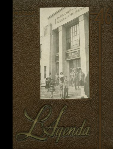 (Reprint) 1946 Yearbook: Lower Camden County High School, Lindenwold, New Jersey