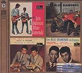 The Blue Diamonds 'Ep's 45 rpm'