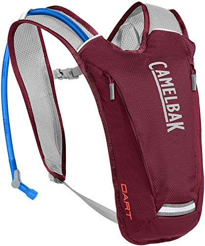 CAMELBAK Products LLC Unisex – Erwachsene Dart 50 oz Burgundy/Hot Coral, rot, One Size