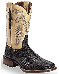 certified caiman cowboy boots