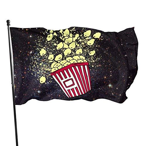   Polyester 3 x 5 ft einseitig dauerhafte Familienflagge NHCY Sunflowers Wetterfeste Gartenflagge