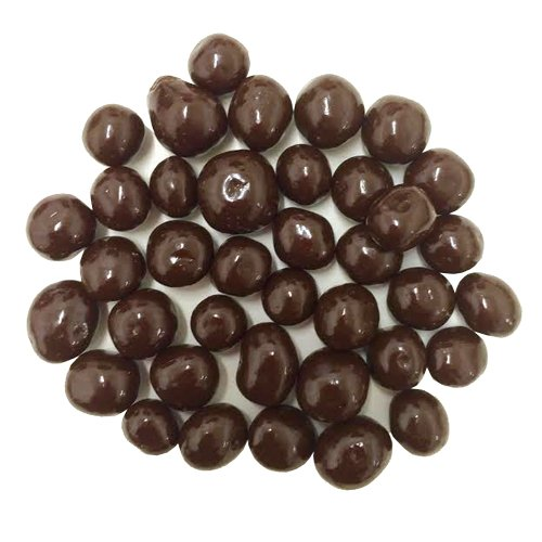 OliveNation Dark Chocolate Ginger Bits, Candied Diced Ginger Coated in Cocolate, Sweet Spicy Gourmet Snack - 25 pounds