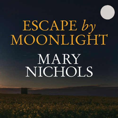 Escape by Moonlight audiobook cover art