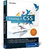 Buch-Cover Einstieg in CSS