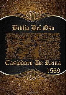 Biblia Del Oso 1569: Santa Biblia palabra del Dios vivo y de Poder palabra viva para el corazon del hombre (Spanish Edition)
