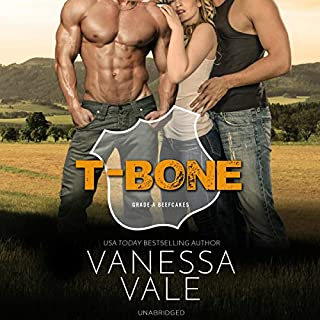 T-Bone audiobook cover art