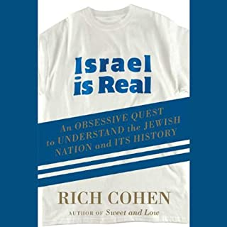 Israel Is Real audiobook cover art
