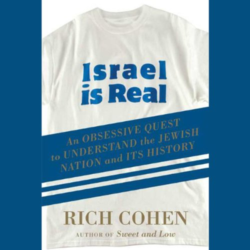 Israel Is Real cover art