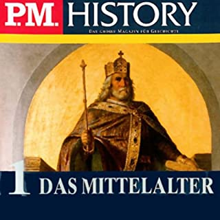 Das Mittelalter - Teil 1 und 2 (P.M. History) Titelbild
