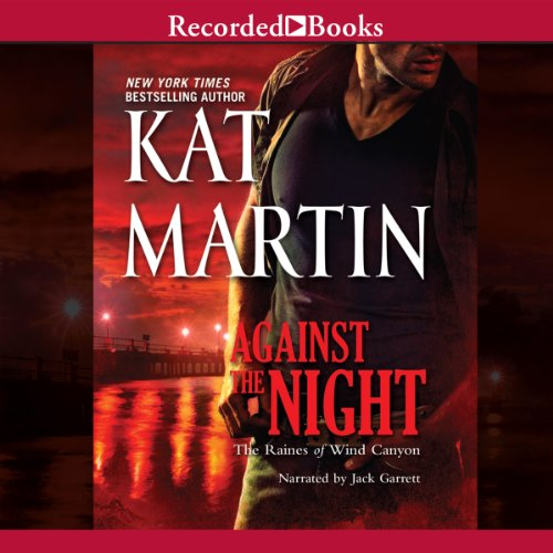 Against the Night audiobook cover art