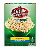 Orville Redenbacher's Smart Pop! Butter Flavored Popcorn (2 Pack) 6 Count Boxes