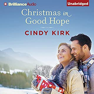 Christmas in Good Hope audiobook cover art
