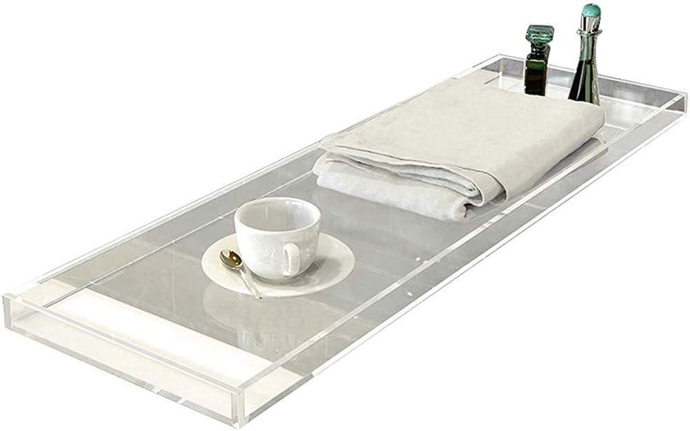 Regular discount chaozhi Bathtub Ranking TOP5 Shelf Caddy Acrylic of Made Transparent