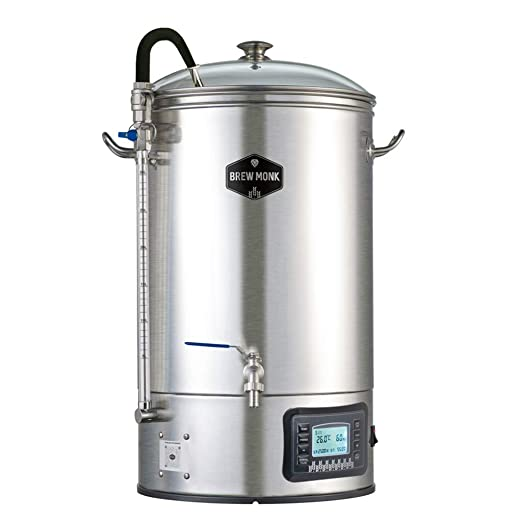 Brew Monk All-in-one shower system.