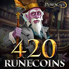 This package contains 420 RuneCoins View & buy a range of new outfits and accessories, animations and emotes, other items such as titles and bank space increasing booster items.