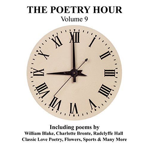 The Poetry Hour, Volume 9 audiobook cover art