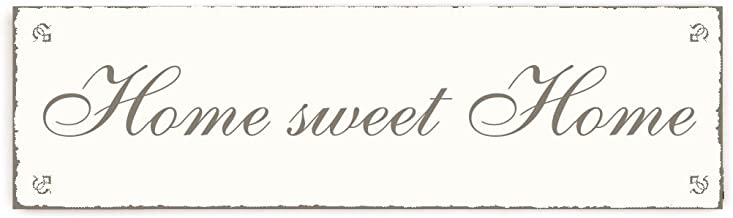 Decorativa, « Home Sweet Home » 20 x 6 cm - Placa para ...