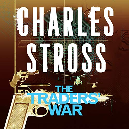 The Traders' War audiobook cover art