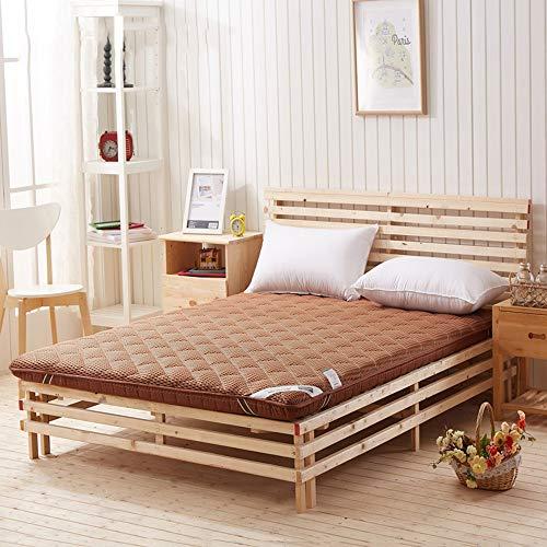 Affordable Tatami Futon Floor Mat Soft Thick Sleeping Tatami Floor Mat Mattress Pad Suitable for Hom...