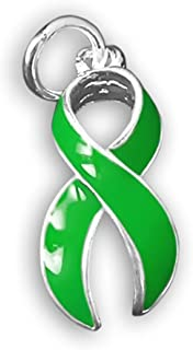 Best green ribbon charm Reviews