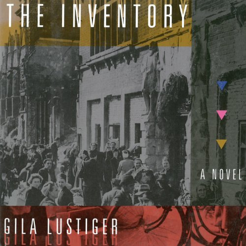 The Inventory audiobook cover art