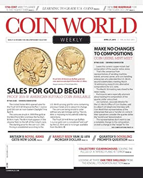 Coin World   Weekly News Resource