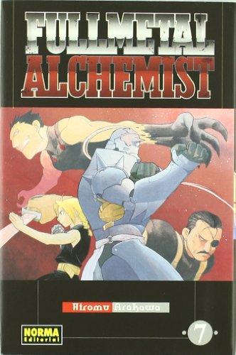 FULLMETAL ALCHEMIST 07 (CÓMIC MANGA)