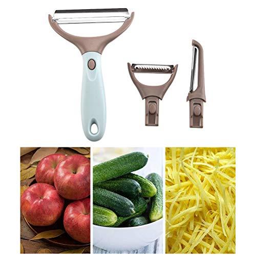 Légumes fromage potato pomme trancheuse peeler coupe-ail main meuleuse cuisine