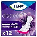 Tena - Compresas Discreet Maxi Night 12