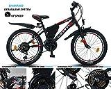 Zoom IMG-1 licorne bike guide 26 24