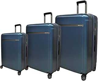 Magellan Luggage Trolley Bags 3 Pcs Set, Blue