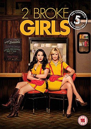 2 Broke Girls S5 [Edizione: Regno Unito] [Edizione: Regno Unito]