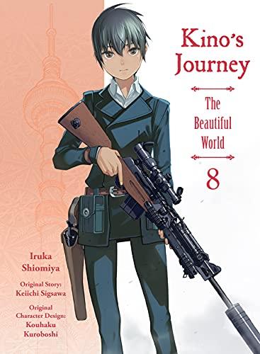 Kino's Journey Vol. 8 (English Edition)