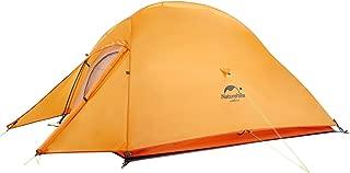 Naturehike公式ショップ テント 2人用 アウトドア 二重層 自立式 超軽量 4シーズン 防風防水 PU3000/4000 キャンピング プロフェッショナルテント CloudUp2(専用グランドシート付)