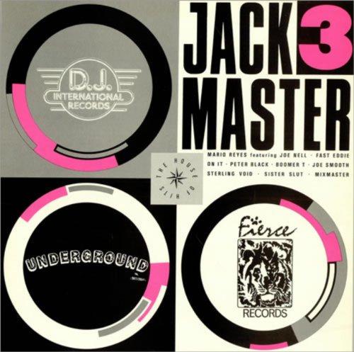 Jack Master 3 (1988) [Vinyl LP]