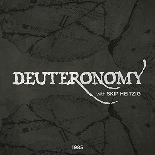 05 Deuteronomy - 1985 audiobook cover art