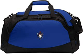 Sigma Gamma Rho Active Sports Duffel Bag Royal/Black
