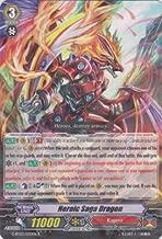 Cardfight!! Vanguard TCG - Heroic Saga Dragon (G-BT03/030EN) - G Booster Set 3: Sovereign Star Dragon