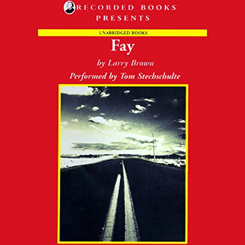 Fay audiobook cover art