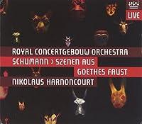 Schumann: Scenes from Goethe's Faust (Hybr) by von Magnus (2009-10-13)