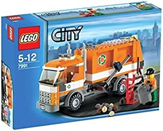 Lego 7991 Garbage Truck
