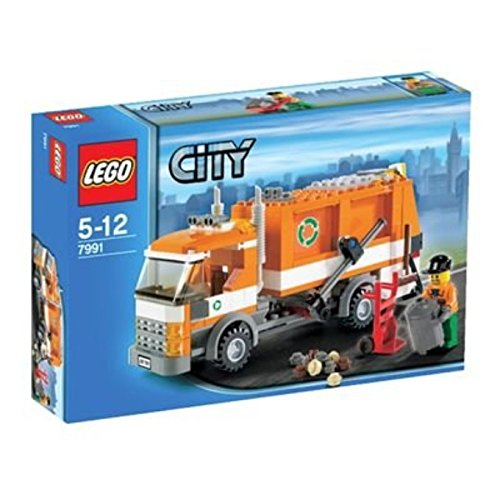 LEGO City 7991 - Müllabfuhr