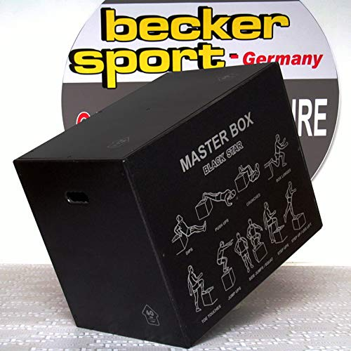 Becker-Sport Germany Master Box Black Star (BSG 28965)