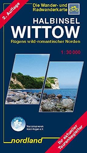 Nordland Karten, Müritz Nationalpark (Deutsche Ostseeküste)