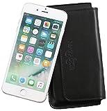 MATADOR Lederhülle kompatibel mit iPhone 6 Plus 6s Plus
