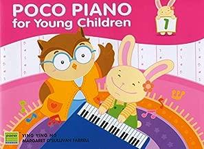 poco البيانو الشباب ، والأطفال ، BK 1(إصدار poco Studio)
