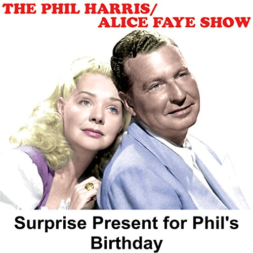 Phil Harris - Alice Faye Show audiobook cover art