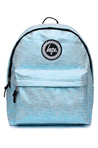 Hype Mochila Escolar Casual en Azul Cielo